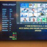 Câmara Legislativa do DF aprova projetos de incentivo à economia criativa
