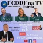 Conselho de Desenvolvimento estreia na TV