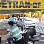 Detran-DF continuará atendimento durante medidas restritivas