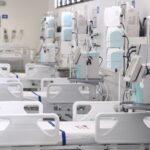 Saúde reativa 16 leitos de UTI Covid no Hospital de Campanha da PM