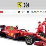"""Ferrari vem de """"verde"""""""