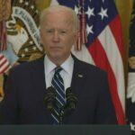 Os EUA podem 'responder apropriadamente' a mísseis da Coreia do Norte diz Biden