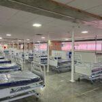 Novacap apresenta projeto de hospitais de campanha