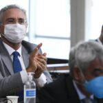 Omar Aziz é escolhido presidente da CPI da Covid; Renan é indicado como relator