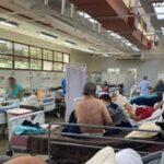 Falta vacina e hospitais do DF estão com leitos de UTIs lotados