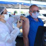Vacinação para idosos de 60 anos em Aparecida de Goiânia começa na segunda-feira (26)