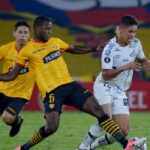 Santos cai na Libertadores após derrota para Barcelona de Guayaquil