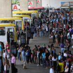 STJ manda todos os ônibus voltarem no DF e determina multa de R$ 1 milhão aos rodoviários