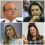 No tabuleiro, políticos de mandato no DF devem trocar de partido para 2022