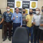 Parceria da Guarda Mirim, Conseg Sobradinho II e 35ª DP criam projeto de prevenção contra as drogas