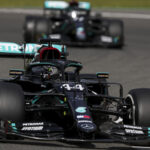 "Fórmula 1: Hamilton tenta 100.ª ""pole position"" na qualificação do GP de Portugal"