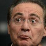 Flávio Bolsonaro chama Renan Calheiros de 'vagabundo' na CPI do Covid