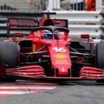 Ferrari não consegue recuperar caixa de câmbio e Lelcerc fica fora do GP de Mônaco
