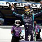 Fórmula Indy: Grosjean marca pole e faz pódium em Indianápolis
