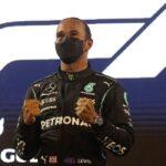 F1: Hamilton comemora sua 100ª pole position no GP da Espanha
