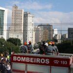 Bruno Covas é enterrado em Santos