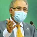Vacinas da AstraZeneca serão distribuídas em até 48h, diz Queiroga