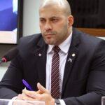 Daniel Silveira é mandado de volta à prisão por violações em tornozeleira