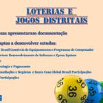 Escolhido estudo para criação de loterias e jogos no DF