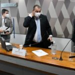Omar Aziz, presidente da CPI da Pandemia, está nas mãos de Bolsonaro