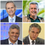 Duelo de Titãs no DF para a Câmara Federal; Paulo Octávio, Rollemberg, Fraga, Magela e outros