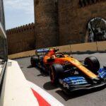 """Norris se diz otimista com McLaren em Baku, mas avisa: """"Não seremos extraordinários"""""""