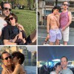 YouTuber (menino) de 18 anos publica amor com sugar daddy de 47