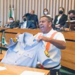 CLDF: Autoridades prestigiam Posse do deputado Guarda Jânio
