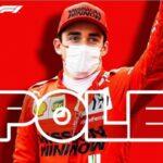 F1: Leclerc larga na ponta em Baku e GP de Singapura é cancelado