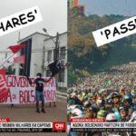 Os 'milhares' no protesto, e o 'passeio' de moto do Bolsonaro!!!!