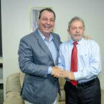 Presidente da CPI falou com Lula e Doria na mesma semana