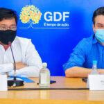 GDF: Procura por vacinação de 50 a 59 anos é a maior até agora