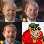 ÁREA MEME: Novo app transforma Lula em um personagem da Disney