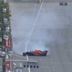 F1: com batida de Hamilton e Verstappen, Sergio Perez vence GP do Azerbaijão