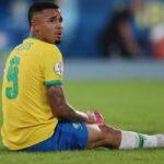 Gabriel Jesus é suspenso por dois anos está fora da final da Copa América