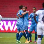 Na volta de Felipão Grêmio vence LDU na Sul-Americana