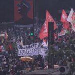 Manifestações da esquerda não atingem todas as capitais