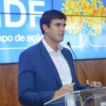 Governador interino Rafael Prudente libera mais recursos para RA's, vacinas e atenção à saúde