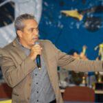 O vice-presidente do CDN, Estevão Reis, articula o Avança Turismo em Planaltina Goiás e municípios goianos