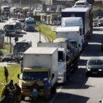 Greve dos caminhoneiros divide opiniões em Santa Catarina