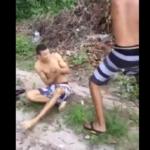 Vídeo: pegou mulher casada na favela tem punição