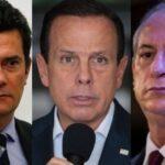 Eleições: Pesquisa aponta que 30% das pessoas não querem Lula ou Bolsonaro em 2022