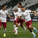 Com gol na reta final do jogo, Fluminense vence Flamengo em São Paulo