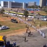 Mais de 2 mil presos da Papuda são liberados pela Justiça para o saidão