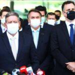 Pela democracia, os presidentes Bolsonaro, Fux, Lira e Pacheco se reúnem nesta quarta