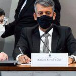 CPI: Omar Aziz manda prender Roberto Dias por perjúrio