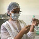 Goiânia terá 16 pontos de vacinação contra a covid-19 nesta quarta-feira (21)