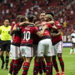 Flamengo goleia Olímpia em Brasília e vai à semifinal da Libertadores