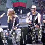A banda de heavy metal da Suécia que canta o Brasil na Segunda Guerra