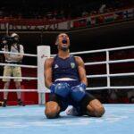 É ouro! Hebert Conceição vence por nocaute técnico e é campeão olímpico de boxe em Tóquio